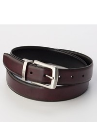 croft & barrow Soft Touch Reversible Belt