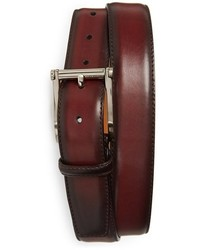 Magnanni Wells Leather Belt