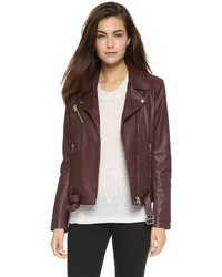 Jone leather jacket medium 348696