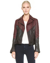 Maiyet Quilted Moto Jacket