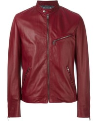 Dolce & Gabbana Stylised Biker Jacket