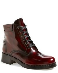 Dolce & Gabbana Dolcegabbana Lace Up Ankle Boot