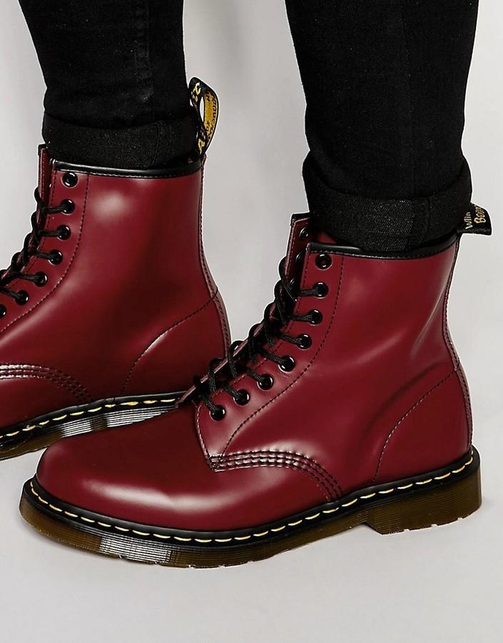 767dbc81358 ... Dr. Martens Dr Martens Original 8 Eye Boots ...
