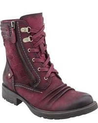 Earth Summit Lace Up Boot