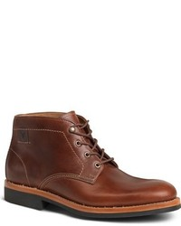 Trask Irving Mid Plain Toe Boot