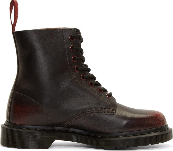24bb6d9cf0c4 Eye 8 Where Red Dr Boots Black To Martens Pascal Buy Scuffed XIx6wU