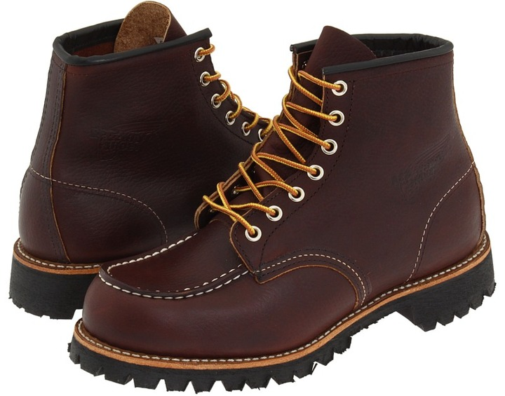 Red Wing Shoes Red Wing Heritage 6 Moc Toe Lug | Where to buy ...