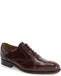 Paul Smith Gilbert Medallion Toe Oxford