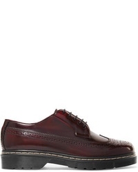 Joseph Leather Brogues Burgundy