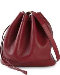 Hermes Herms Vintage Market Bucket Bag