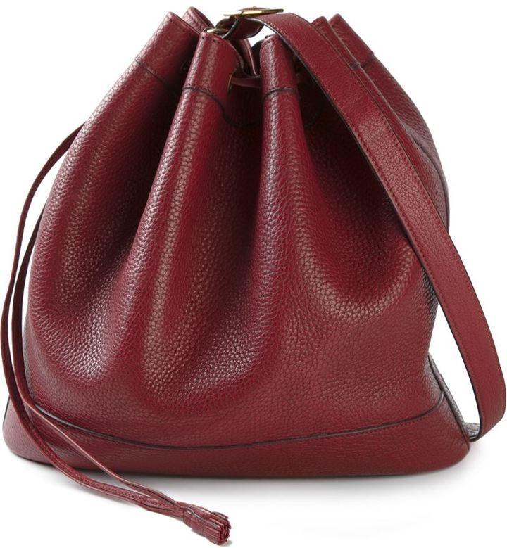 hermes mens bag - Hermes Herms Vintage Market Bucket Bag | Where to buy & how to wear