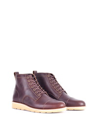 HELM Lou Cap Toe Boot
