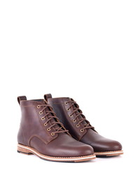 HELM Zind Plain Toe Boot