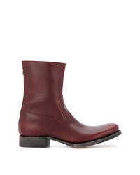 C Diem Rear Zip Boots