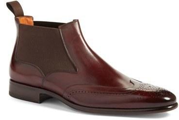 2cc5e10c74bf Santoni Santoni  Ezra  Chelsea Boot   Where to buy   how to wear