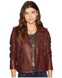 Lucky Brand Major Moto Jacket Coat