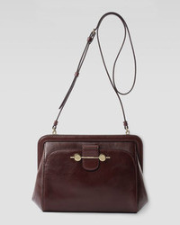 Jason Wu Daphne Leather Crossbody Bag Bordeauxburgundy