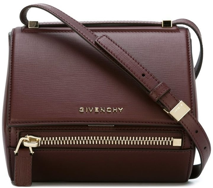 2a165c678b Givenchy Mini Pandora Box Shoulder Bag