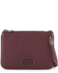 Marc by Marc Jacobs Ligero Double Percy Crossbody Bag Cardamom