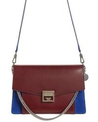 Givenchy Medium Gv3 Leather Suede Handbag