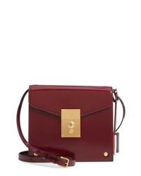 Thom Browne Mini Mrs Thom Leather Crossbody Bag