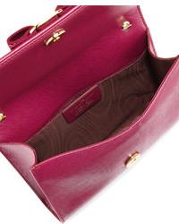 d147aa517d ... Salvatore Ferragamo Miss Vara Bow Clip Crossbody Bag Vin