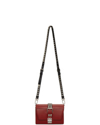 Prada Red Small Elektra Bag
