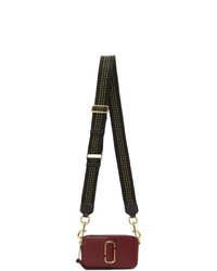 Marc Jacobs Red Snapshot Camera Bag