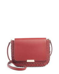 Paco Rabanne Small Calfskin Crossbody Bag