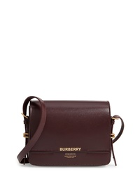 Burberry Small Horseferry Leather Crossbody Bag