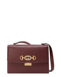 Gucci Zumi Small Leather Shoulder Bag