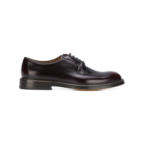 Doucal's Classic Lace Up Shoes