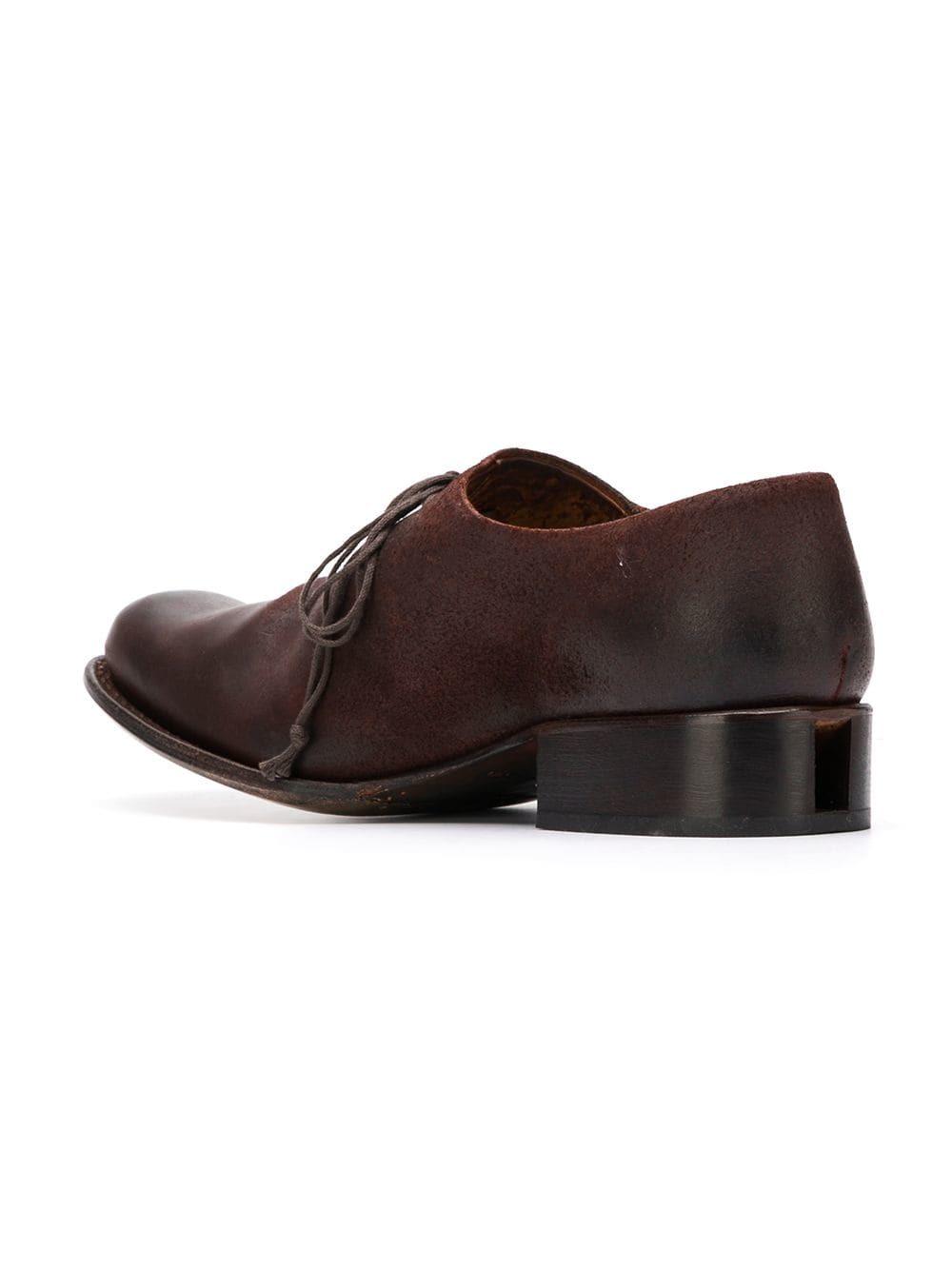 Cherevichkiotvichki Goodyear Derby Shoes