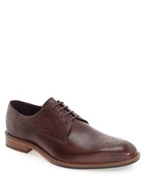London marar medallion toe derby medium 3691024