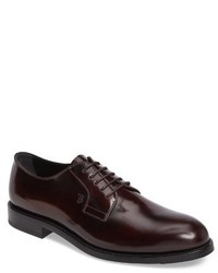 Tod's Plain Toe Derby