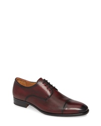 Mezlan Republic Cap Toe Derby