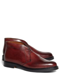 Brooks Brothers Plain Toe Chukka Boots