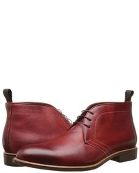 Matteo Massimo 3 Eye Chukka Lace Up Boots