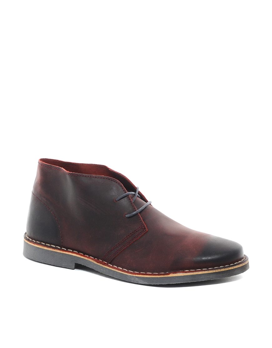 selected homme leather desert boots where to buy how