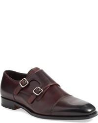Yarlot double monk strap shoe medium 756350