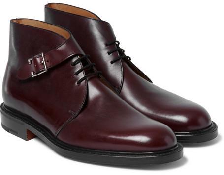 JOHN LOBB Leather Boots 7adQ9mgpS