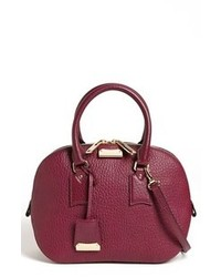 Burberry Orchard Small Leather Satchel