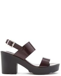 bbb5990260 Women's Burgundy Sandals from Forever 21 | Women's Fashion ...