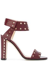 Jimmy Choo Studded Veto Sandals