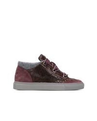 Lorena Antoniazzi Star Patch Sneakers