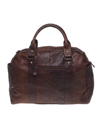 Asos Leather Look Holdall