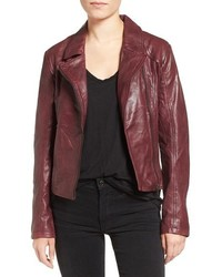 Trinity leather jacket medium 963908