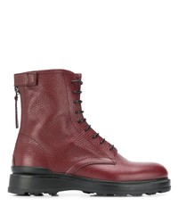 Woolrich Lace Up Ankle Boots