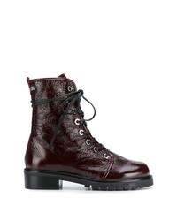 Stuart Weitzman Lace Up Boots
