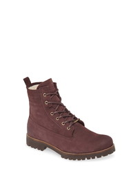 Blackstone Ol22 Lace Up Boot With Genuine